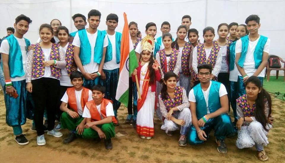 santosh international school music and dance
